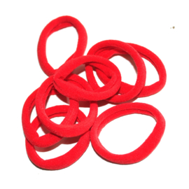 elastiekje rood (3cm)