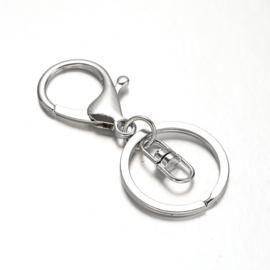 sleutelhanger  met ring