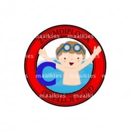(FB505) zwemdiploma jongen C