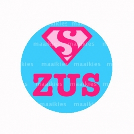 (FB541) Super zus roze