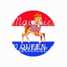 (FB194)  Koningendags hertje