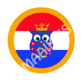 BSO33 Nederlands uiltje