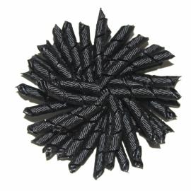 Krullies (fijntjes) zwart