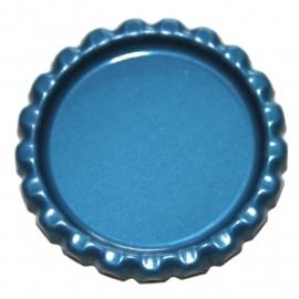 Bottlecap  jeans blauw flatblack