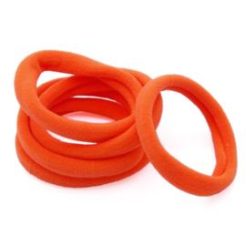 elastiekje oranje (4cm)
