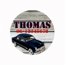 Naam FLatback THOMAS (SOS)