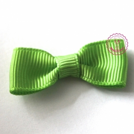 strikjes grosgrain groen