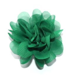 5cm bloem emerald groen
