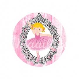 (FB154) ballet meisje