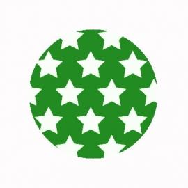 (FB489) sterren groen