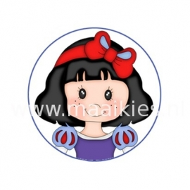 (FB145) prinses met strik II