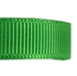 Groen grosgrain geweven band  5m