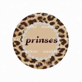(FB467) leopard prinses