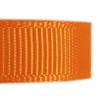 Oranje grosgrain lint 6mm breed