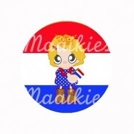 (FB189) Queen Maaikies NL