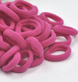 elastiekje fuchsia (3cm)