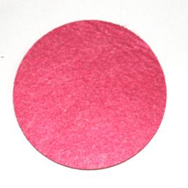 onderzetter van vilt 10cm (31 kleuren)