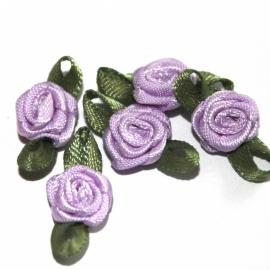 Super kwaliteit roosjes lila