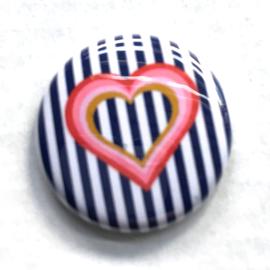 (FB908) regenboog hart