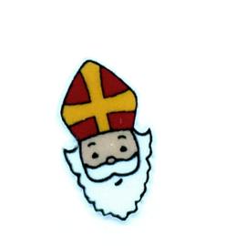Sinterklaas flatback 30mm