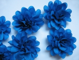 5cm bloem royal blauw (C1)