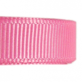 grosgrain lint felroze (22MM)
