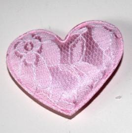 XL hart roze (5cm)
