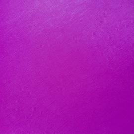 lapje pu leer neon paars