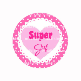 (FB819) SUPER JUF ROZE