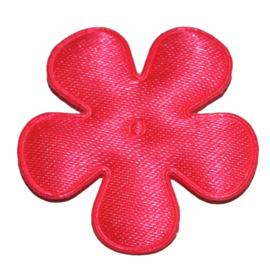 35mm knal neon roze bloem