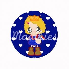 (FB188) Queen Maaikies bl