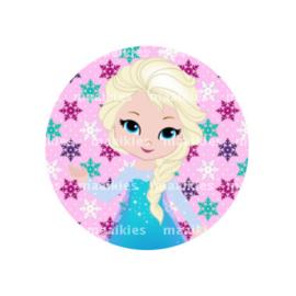 (FB938) Elsa kleurig