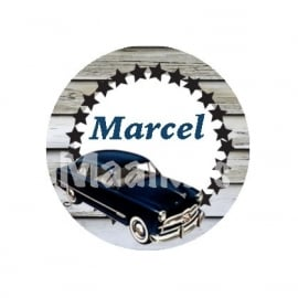 Naam button /fb Marcel