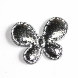 zilver vlindertje