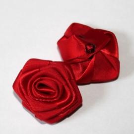 Kwaliteit roosjes rood 35mm
