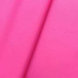 dun soepel pu neon roze