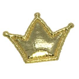 mini kroon goud