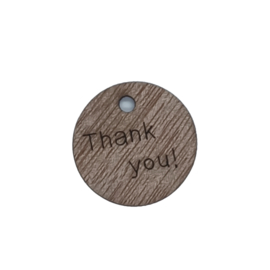 label hout thank you