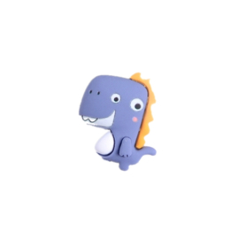 flatback dino blauw