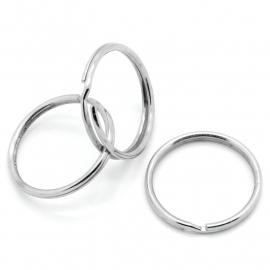 Sleutelhanger ring 25mm
