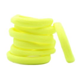 elastiekje neon geel (4cm)