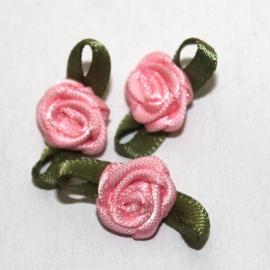 Super kwaliteit roosjes roze