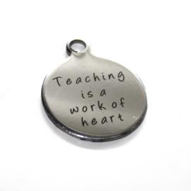 bedel 20mm teaching is a work of heart
