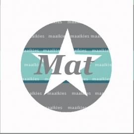 NAAMbutton Mat