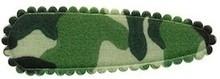 1 kniphoesje leger groen (55mm)