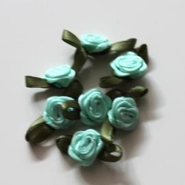 Super kwaliteit roosjes mint