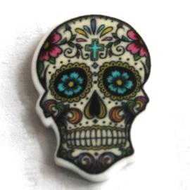 Sugar skull flatback