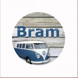 Naambutton BRAM