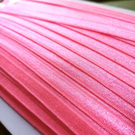 haarband elastiek NEON oranjeroze 13mm