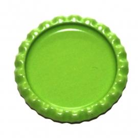 Bottlecap  appel flatblack